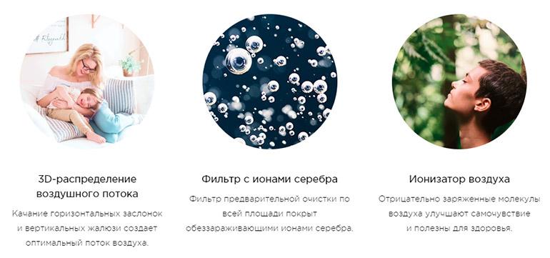 Кондиционер Daichi Carbon с установкой в Омске